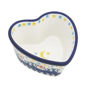 ハートココット No.1403X Ceramika Artystyczna ( セラミカ / ツェラミカ ) ポーリッシュポタリー ceramika-artystyczna