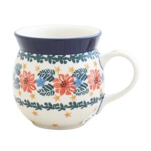 マグカップ0.25L No.1295X おしゃれなポーランド食器Ceramika Artystyczna ( セラミカ / ツェラミカ )|ceramika-artystyczna