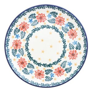 16cmプレート No.1295X Ceramika Artystyczna ( セラミカ / ツェラミカ ) ceramika-artystyczna