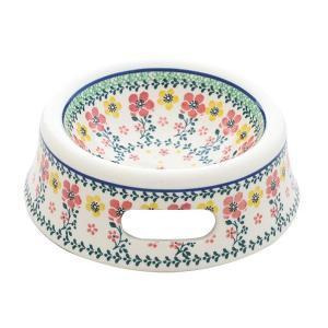 ドッグフードボウル No.2355 Ceramika Artystyczna ( セラミカ / ツェラミカ ) ポーリッシュポタリー|ceramika-artystyczna