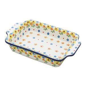 グラタン皿 No.2225X Ceramika Artystyczna ( セラミカ / ツェラミカ ) ポーランド食器|ceramika-artystyczna