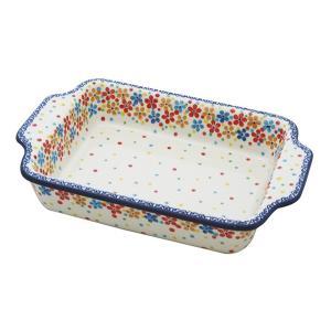 グラタン皿 No.2321X Ceramika Artystyczna ( セラミカ / ツェラミカ ) ポーランド食器|ceramika-artystyczna