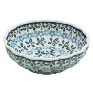 12cmボウル No.802 Ceramika Artystyczna ( セラミカ / ツェラミカ ) ポーリッシュポタリー|ceramika-artystyczna