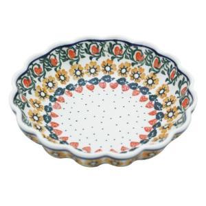 20cmボウル No.858 Ceramika Artystyczna ( セラミカ / ツェラミカ ) ポーリッシュポタリー|ceramika-artystyczna