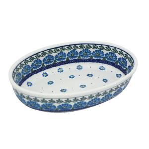 食器 ギフト オーブンディッシュ No.845 Ceramika Artystyczna ( セラミカ / ツェラミカ ) ポーランド食器|ceramika-artystyczna