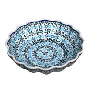 20cmボウル No.802 Ceramika Artystyczna ( セラミカ / ツェラミカ ) ポーリッシュポタリー|ceramika-artystyczna