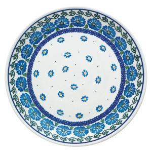 24cmプレート No.845 Ceramika Artystyczna ( セラミカ / ツェラミカ ) ポーリッシュポタリー|ceramika-artystyczna
