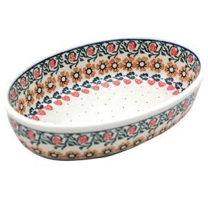 食器 ギフト オーブンディッシュ No.858 Ceramika Artystyczna ( セラミカ / ツェラミカ ) ポーランド食器|ceramika-artystyczna