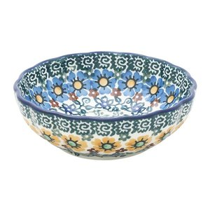 12cmボウル No.U4-587 Ceramika Artystyczna ( セラミカ / ツェラミカ ) ポーリッシュポタリー|ceramika-artystyczna