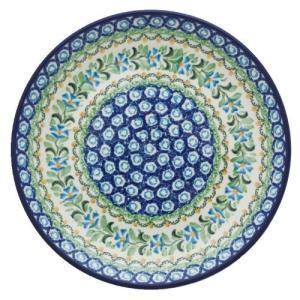 24cmプレート No.U3-620 Ceramika Artystyczna ( セラミカ / ツェラミカ ) ポーリッシュポタリー|ceramika-artystyczna