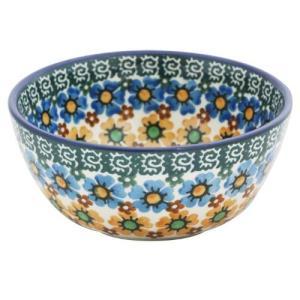 サラダボウルミニ No.U4-587 Ceramika Artystyczna ( セラミカ / ツェラミカ ) ポーリッシュポタリー|ceramika-artystyczna
