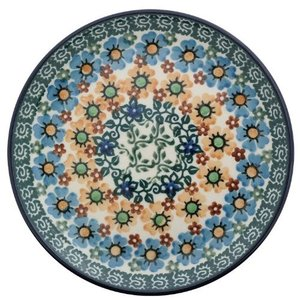 16cmプレート No.U4-587 Ceramika Artystyczna ( セラミカ / ツェラミカ )|ceramika-artystyczna