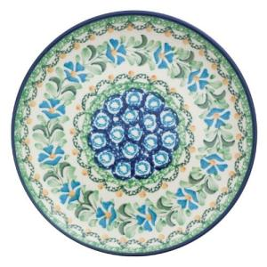 16cmプレート No.U3-620 Ceramika Artystyczna ( セラミカ / ツェラミカ )|ceramika-artystyczna