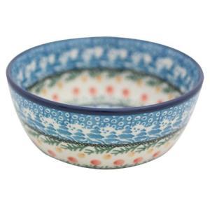 サラダボウルミニ No.U3-555 Ceramika Artystyczna ( セラミカ / ツェラミカ ) ポーリッシュポタリー|ceramika-artystyczna