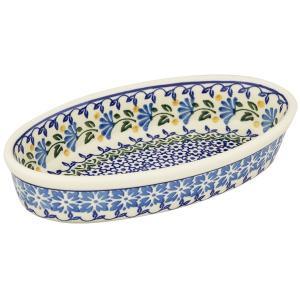 オーブンディッシュミニ No.883 Ceramika Artystyczna ( セラミカ / ツェラミカ ) ポーリッシュポタリー|ceramika-artystyczna