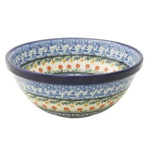 シリアルボウル No.U3-555 Ceramika Artystyczna ( セラミカ / ツェラミカ ) ポーリッシュポタリー|ceramika-artystyczna