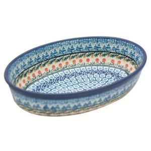 食器 ギフト オーブンディッシュ No.U3-555 Ceramika Artystyczna ( セラミカ / ツェラミカ ) ポーランド食器|ceramika-artystyczna