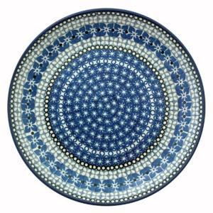 24cmプレート No.U3-843 Ceramika Artystyczna ( セラミカ / ツェラミカ ) ポーリッシュポタリー|ceramika-artystyczna