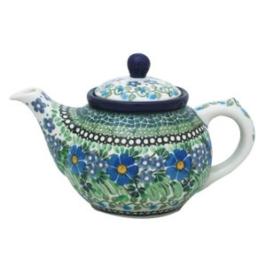 ティーポット0.4L No.U4-597 Ceramika Artystyczna ( セラミカ / ツェラミカ ) ポーリッシュポタリー|ceramika-artystyczna