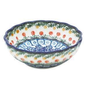 12cmボウル No.U3-555 Ceramika Artystyczna ( セラミカ / ツェラミカ ) ポーリッシュポタリー|ceramika-artystyczna