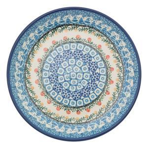 食器 ギフト 20cmプレート No.U3-555 Ceramika Artystyczna ( セラミカ / ツェラミカ ) ポーランド食器|ceramika-artystyczna