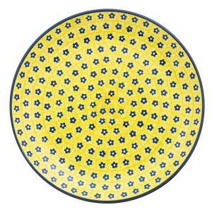24cmプレート No.242 Ceramika Artystyczna ( セラミカ / ツェラミカ ) ポーリッシュポタリー|ceramika-artystyczna