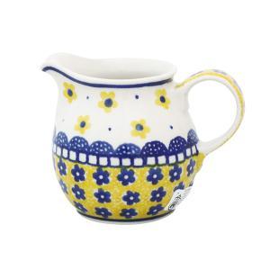 ミルクピッチャー No.240 Ceramika Artystyczna ( セラミカ / ツェラミカ ) ポーリッシュポタリー|ceramika-artystyczna