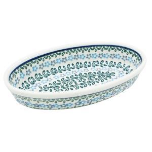 オーブンディッシュミニ No.802 Ceramika Artystyczna ( セラミカ / ツェラミカ ) ポーリッシュポタリー|ceramika-artystyczna