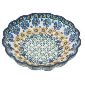 20cmボウル No.U4-587 Ceramika Artystyczna ( セラミカ / ツェラミカ ) ポーリッシュポタリー|ceramika-artystyczna