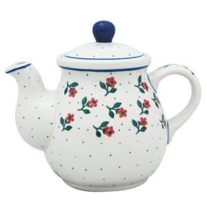 ティーポット0.6L No.1660 Ceramika Artystyczna ( セラミカ / ツェラミカ ) ポーリッシュポタリー|ceramika-artystyczna