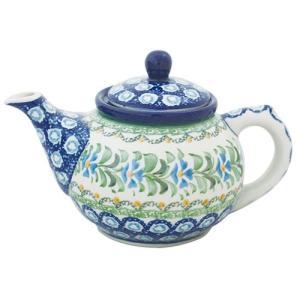 ティーポット0.4L No.U3-620 Ceramika Artystyczna ( セラミカ / ツェラミカ ) ポーリッシュポタリー|ceramika-artystyczna