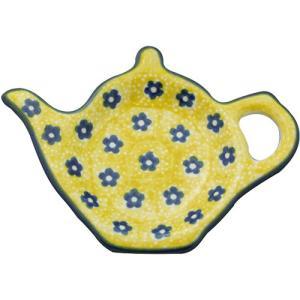 ティーバッグプレート No.242 Ceramika Artystyczna ( セラミカ / ツェラミカ ) ポーリッシュポタリー|ceramika-artystyczna