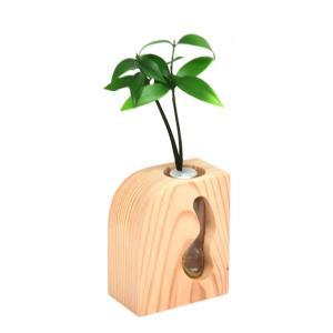 セラハイト 「良縁を結ぶ梛(ナギ)の木」と「とくしま県産 木製ミニボトルスタンド」1個セット|ceraphyto-world