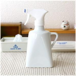 シンプル 陶器製スプレーボトル