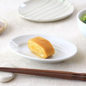 オーバル中華皿 14cm 小皿 中皿 取り皿 オーバル プレート 白い食器 シンプル 食器 器 皿 ...
