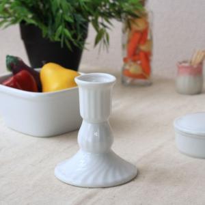 陶器製キャンドルホルダー クリスマスっぽいキャンドルを お手軽にキャンドルスタンド 陶器 クリスマス...