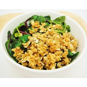 ファイバーグラノーラ 大豆プレーン 480g|cereales|02