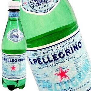 サンペレグリノ[SANPELLEGRINO]500mlPET×24本[水・ミネラルウォーター]炭酸水...