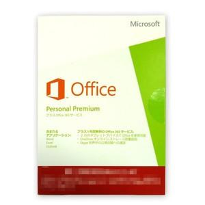 Microsoft Office Personal Premium プラス Office 365 サービス OEM版「国内正規品」