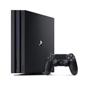 SONY プレイステーション4 Pro HDD 1TB ジェット・ブラック CUH-7000BB01 新品・即納