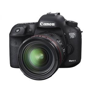 Canon キャノン デジタル一眼レフカメラ EOS 7D Mark II EF24-70L IS USM レンズキット(新品・即納)|ceresu-syouji