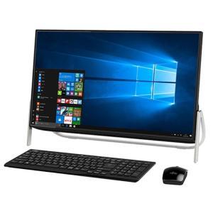 富士通(FUJITSU) デスクトップパソコン 2017年1月発表モデル FMV ESPRIMO FH77/B1 FMVF77B1B (オーシャンブラック)新品・即納|ceresu-syouji