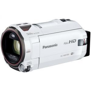 パナソニック 64GB内蔵メモリー デジタルハイビジョンビデオカメラ ホワイト HC-W870M-W[新品・即納]|ceresu-syouji