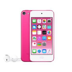 APPLE(アップル) デジタルオーディオプレーヤー(DAP)iPod touch 第6世代 (16GB) iPod touch MKGX2J/A (16GB ピンク)新品・即納