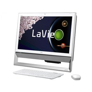 LaVie Desk All-in-one DA350/AAW PC-DA350AAW|ceresu-syouji