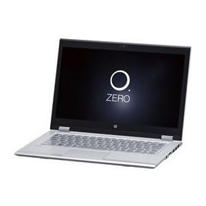 NEC LAVIE Hybrid ZEROノートパソコン HZ650/DAS PC-HZ650DAS Ultrabook ムーンシルバーOffice搭載(新品・即納)