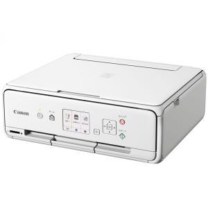 キヤノン インクジェットプリンター PIXUS TS5030 シンプルモデル PIXUSTS5030WH ホワイト (新品・即納)|ceresu-syouji