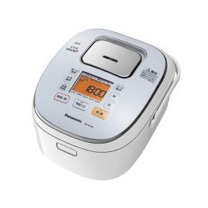 パナソニック IHジャー炊飯器 大火力おどり炊き SR-HX104-W スノーホワイト(新品・即納)|ceresu-syouji