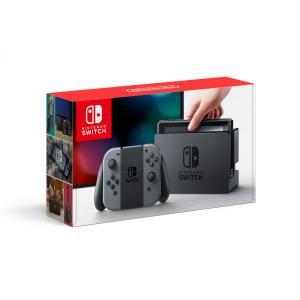 任天堂Nintendo Switch (グレー)新品・即納|ceresu-syouji
