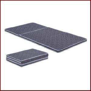 マットレス マットレス シングル マットレス折たたみ 三つ折れ ココパームマット|cestlavie